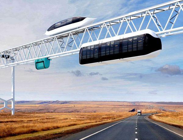 Nova era prijevoza – SkyWay