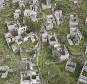 Kayakoy - grad duhova