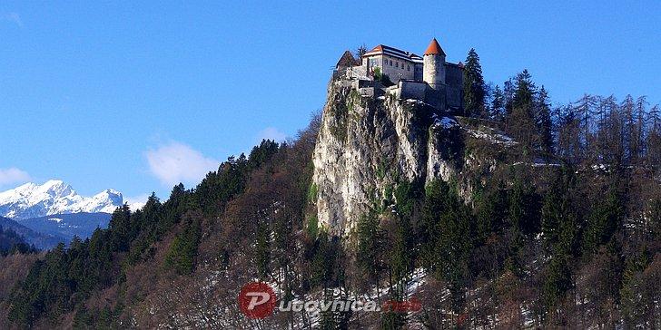 Bledski dvorac  Vodii na Putovnicanet
