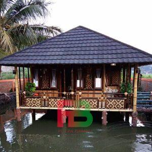 rumah bambu 2