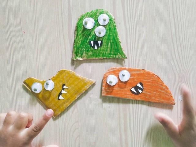 MONTESSORI AT HOME: DIY Zero Waste Play Ideas