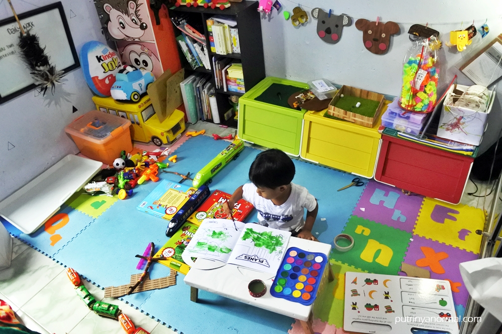 Montessori At Home; Our Montessori Materials List (2,5-5 years)