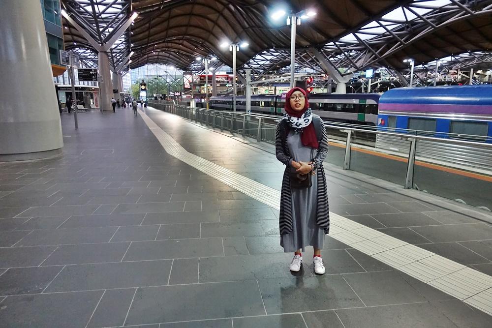 Babymoon: Pengalaman Naik NSW TrainLink