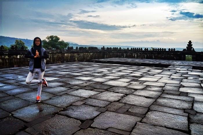 Yoga, Olahraga Paling Cocok Untuk Traveler