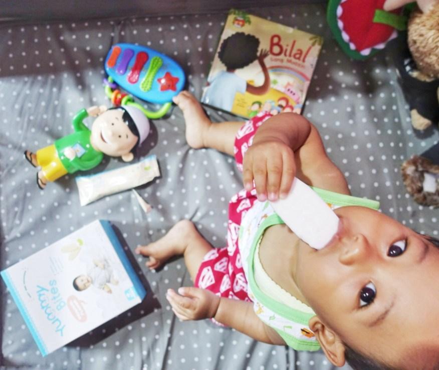 Asam Manis Traveling Bawa Bayi