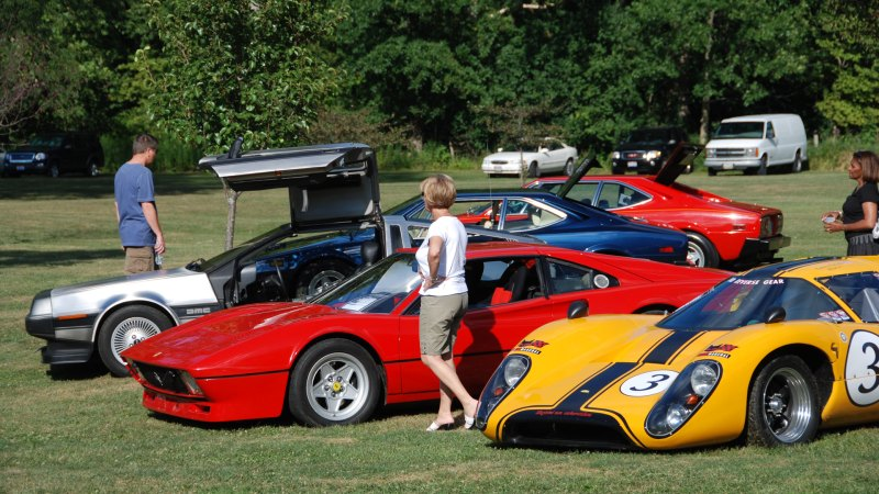 Horsepower for History Concours d'Elegance