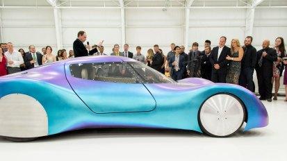 The Omega Car