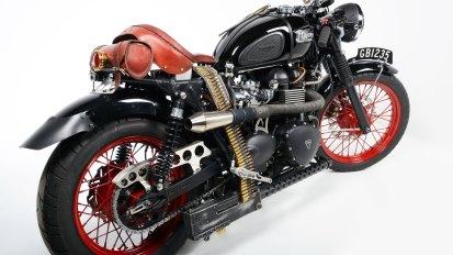 Aristo-Cad Motorcycle