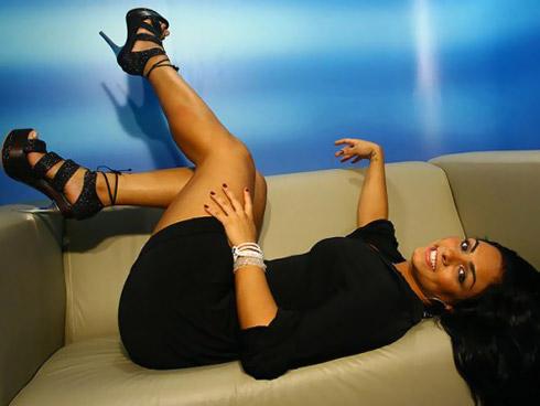 Modelo Andressa Soares