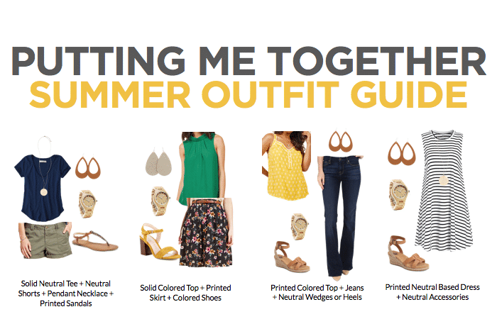 Summer Capsule Wardrobe and 65+ Summer Outfits