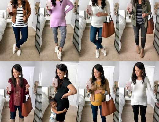 OOTD: Comfy Outfits of the Day for Spring