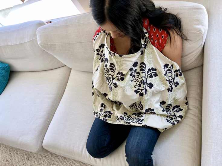 Nursing Friendly Clothes to Breastfeed In - Nursing Cover