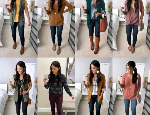 Outfits for Early Fall