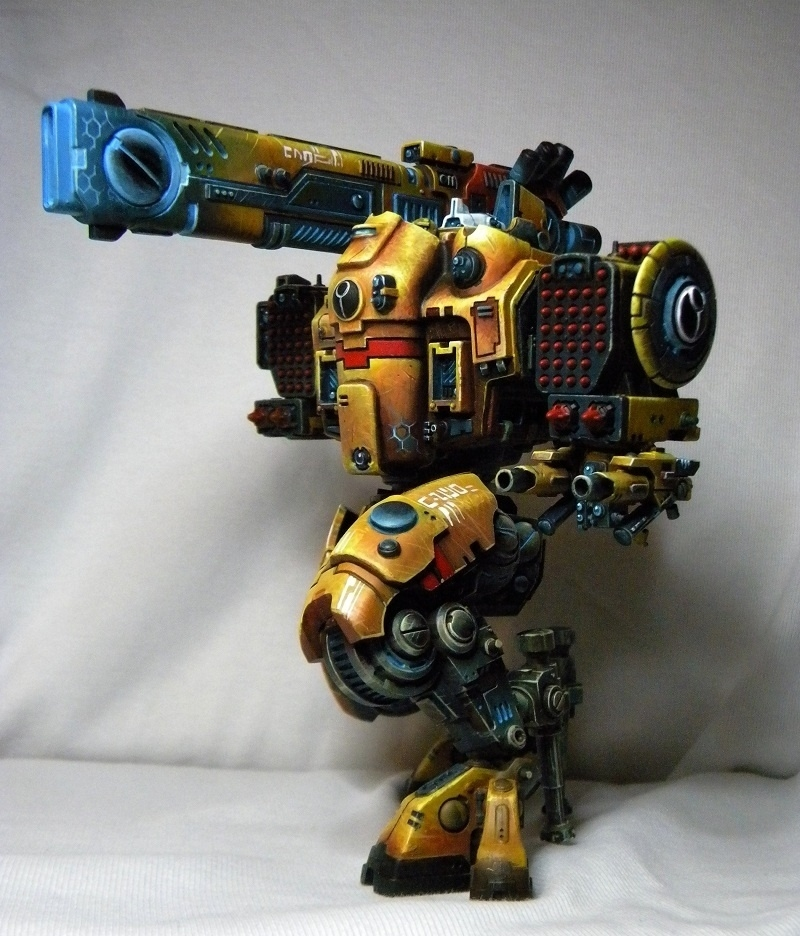 KV128 STORMSURGE by ADemidov  PuttyPaint