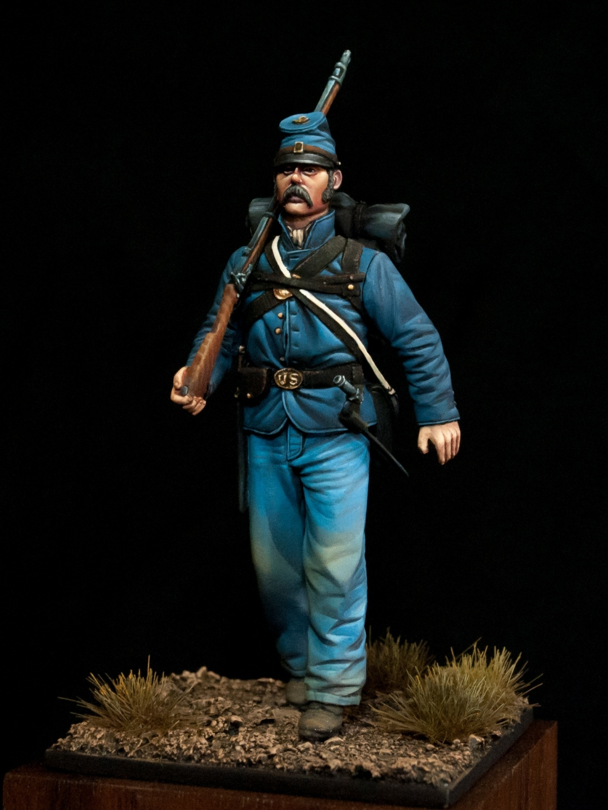 Union Infantryman by Alessandro · Putty&Paint