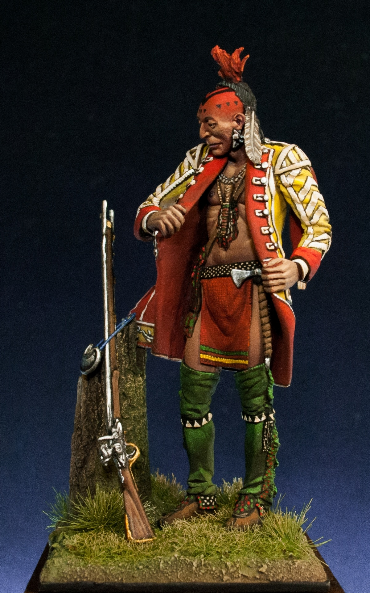 Iroquois By Alessandro Putty Amp Paint