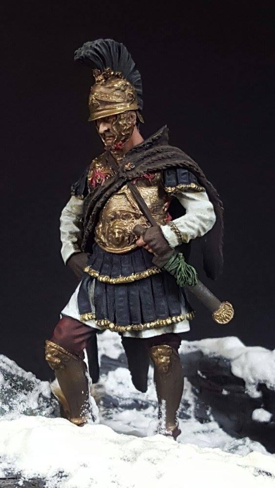 Hannibal Barca  Carthaginian General by Juan Garrido