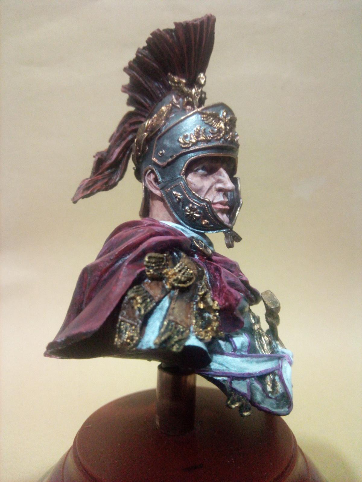 Roman Cavalry General by Eraldo Sciberras  PuttyPaint