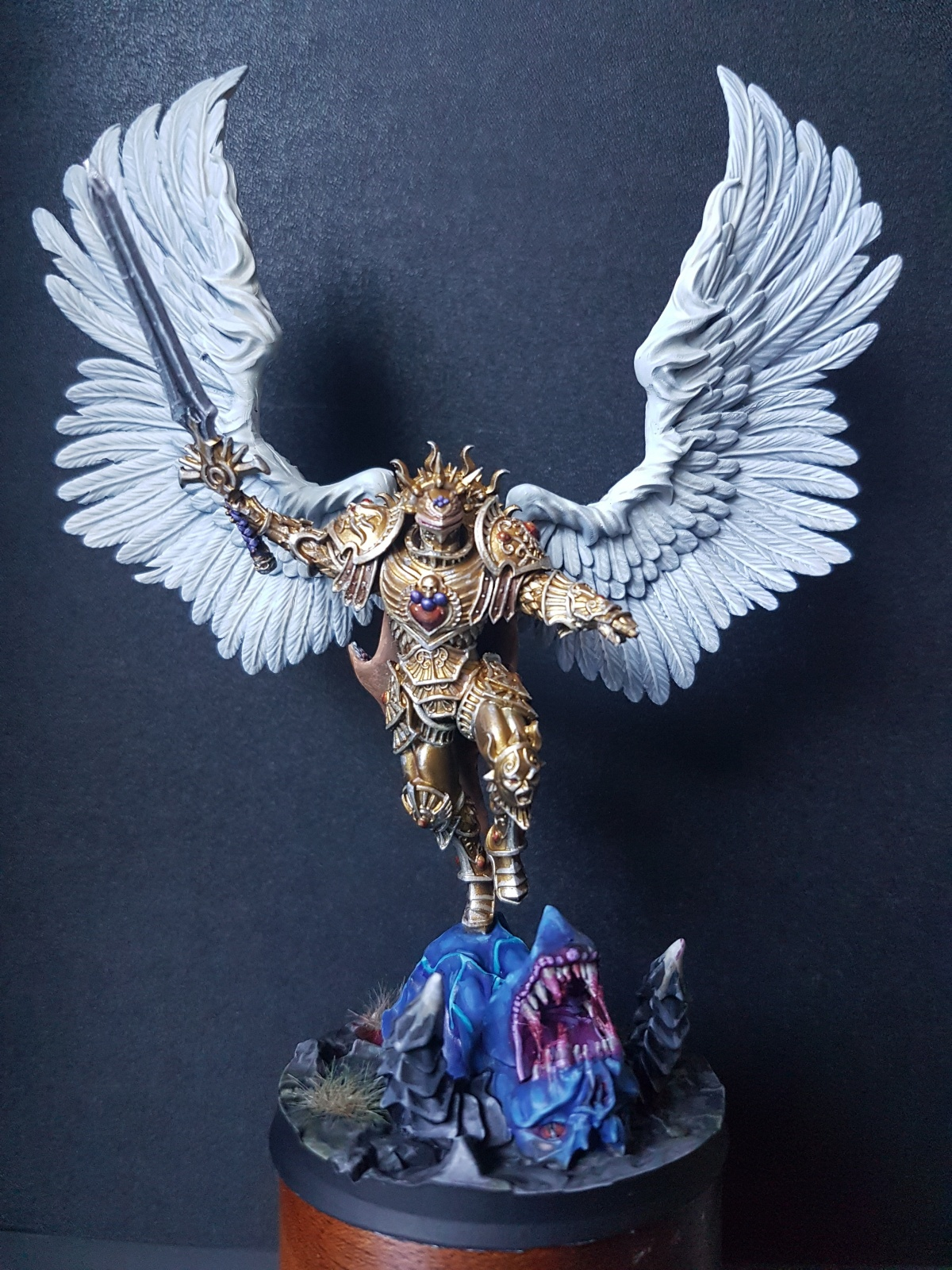 Angel Knight by Yves Conrad  PuttyPaint
