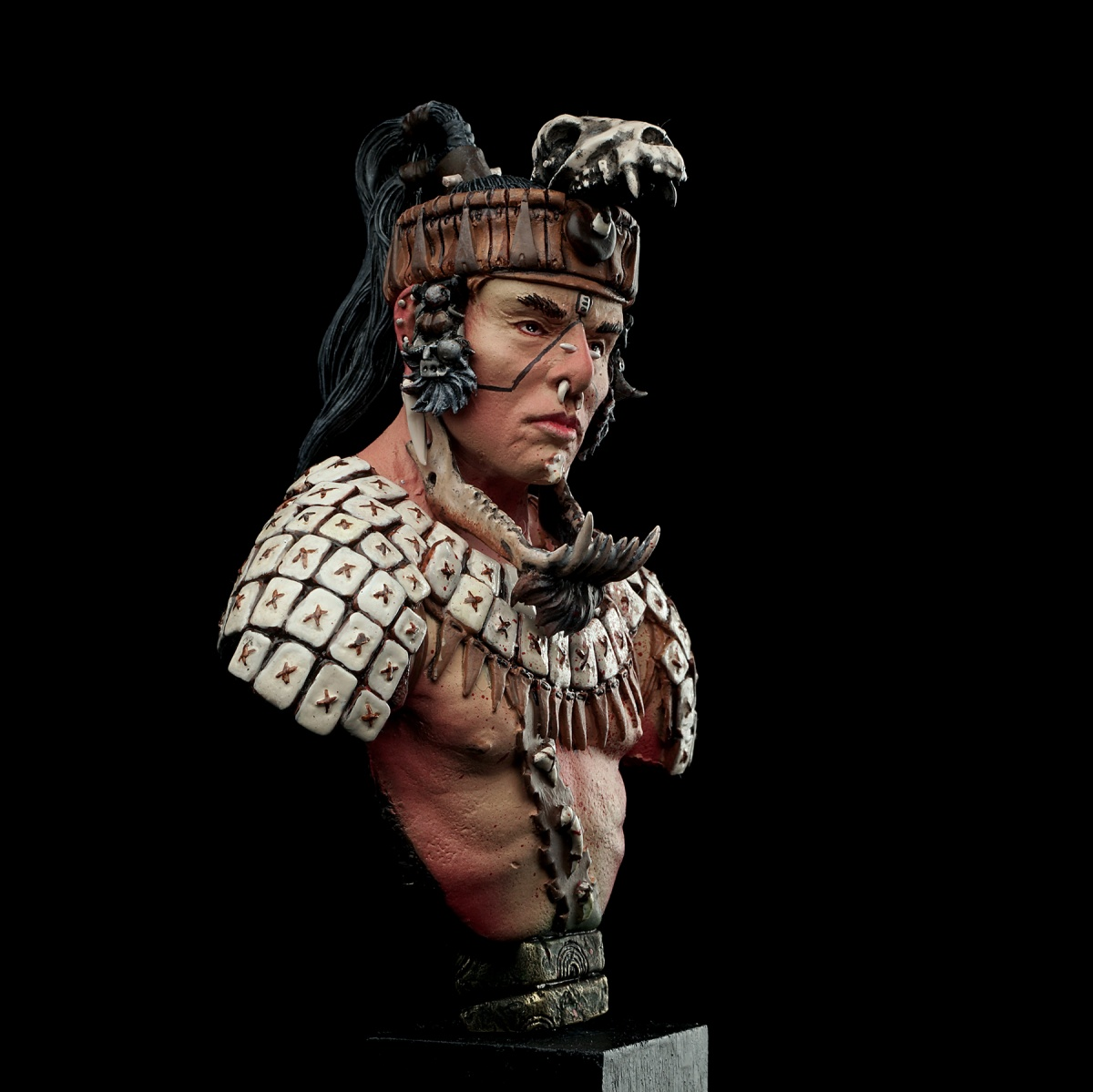 Mayan Warrior by Jimmy_Russia  PuttyPaint