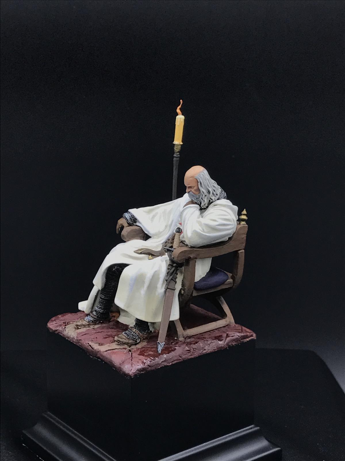 Jacques de Molay Grand Master The Last Knight Crusader