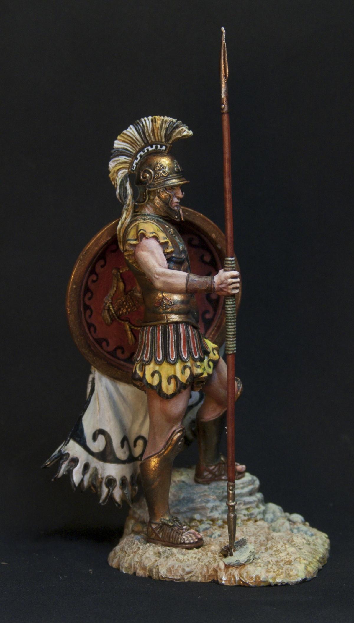 Greek Hoplite by oxokod  PuttyPaint