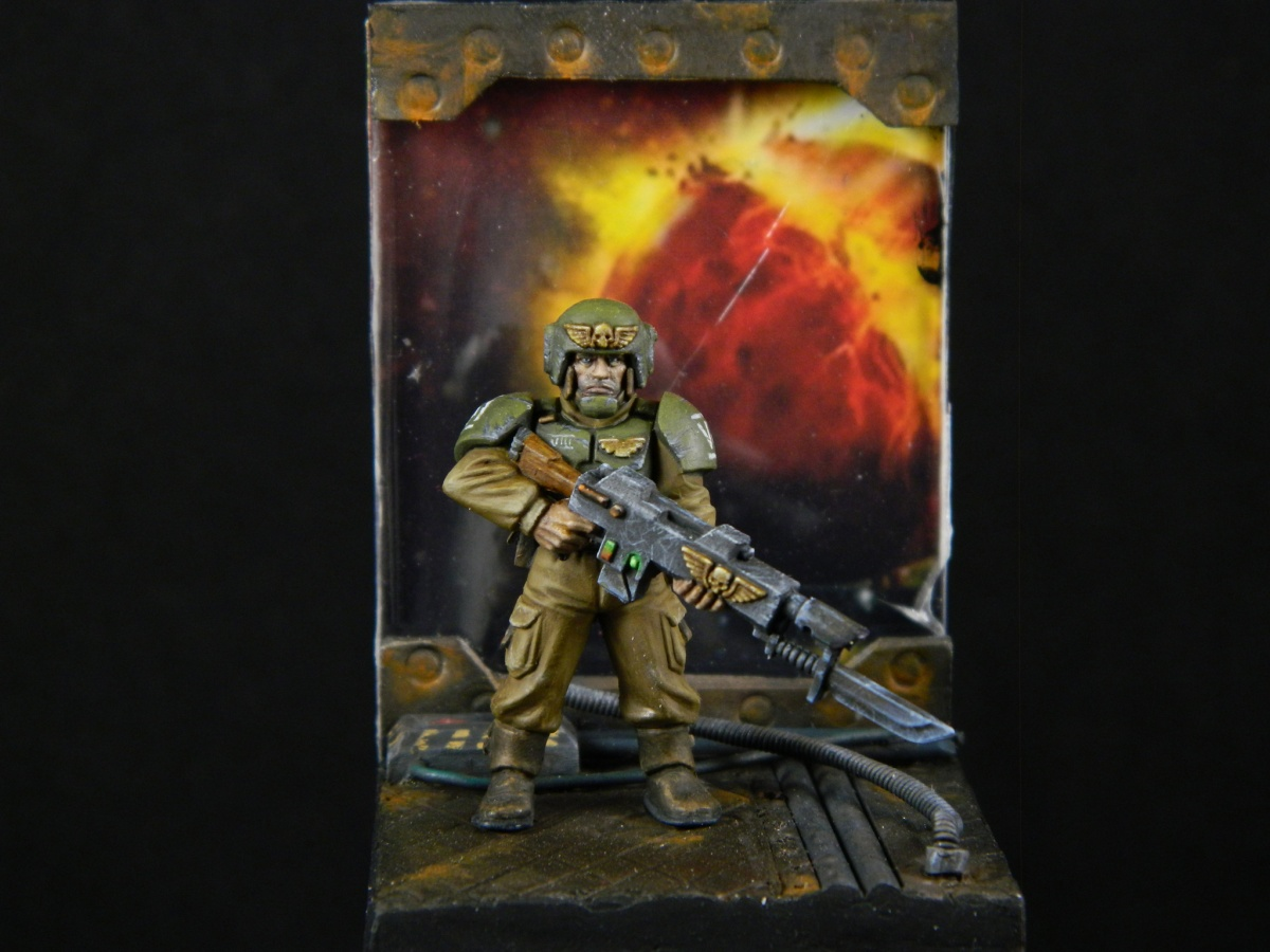 Cadia Stands by Ivan Regnvald Serov  PuttyPaint