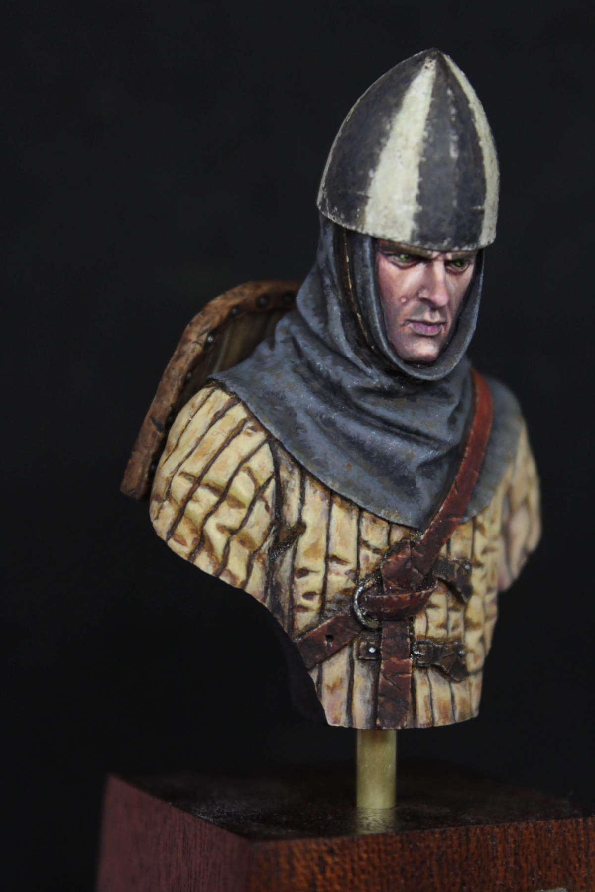 Norman Warrior Hastings by Peter J Merts  PuttyPaint
