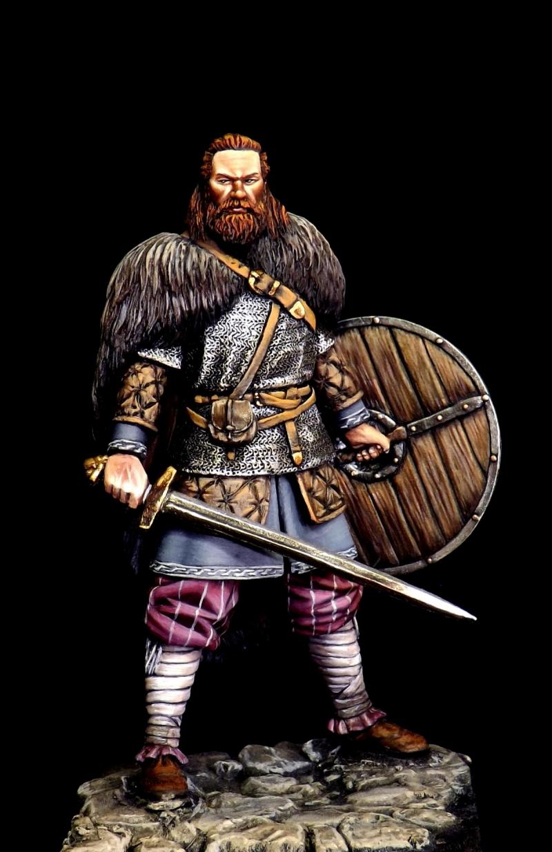 Viking Chieftain 75mm second version by Fabio Naskino Fiorenza  PuttyPaint