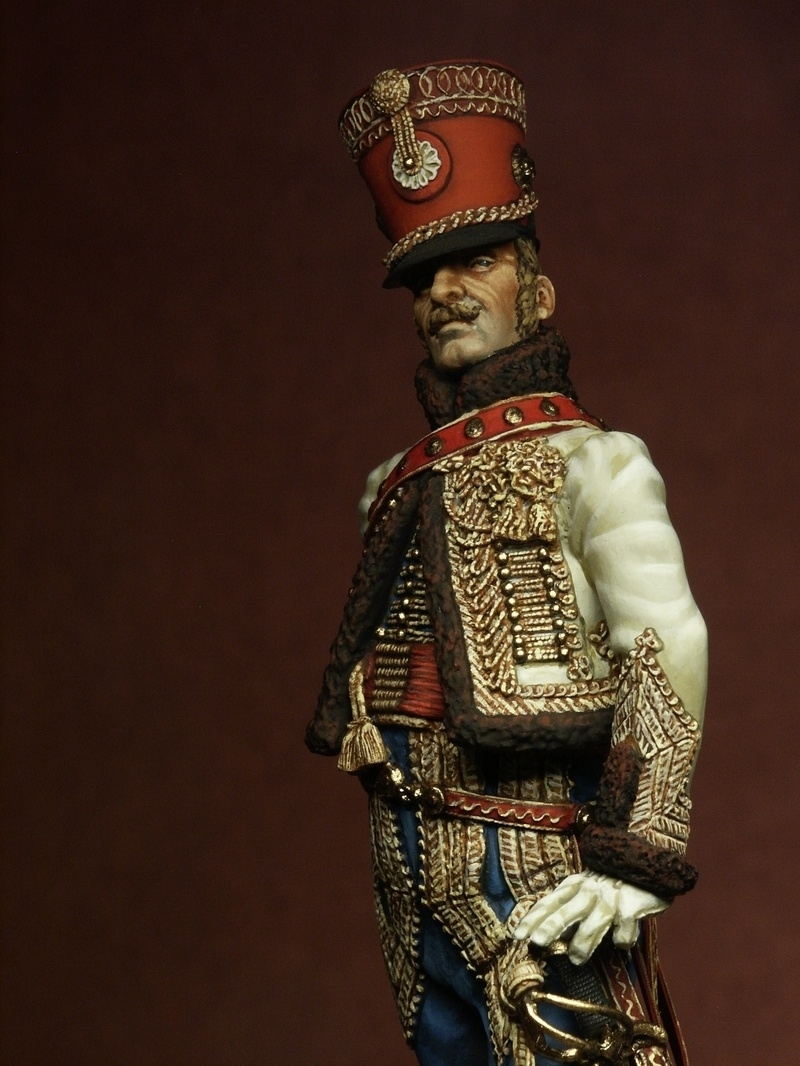 Officer 5th French Hussars By Francesca Fiocca Quot Ludilla