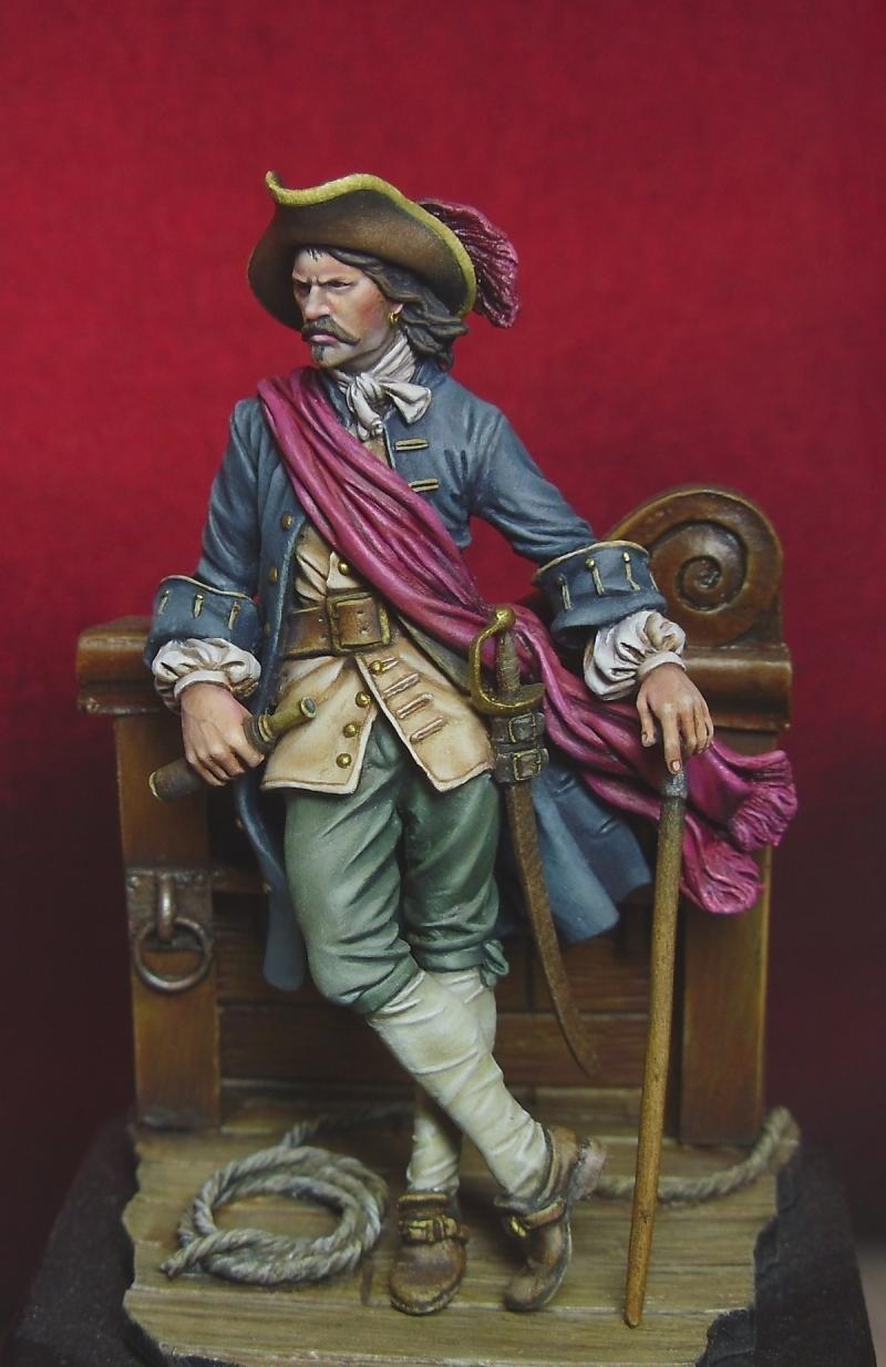 Captain William Kidd by davidmitchell  PuttyPaint
