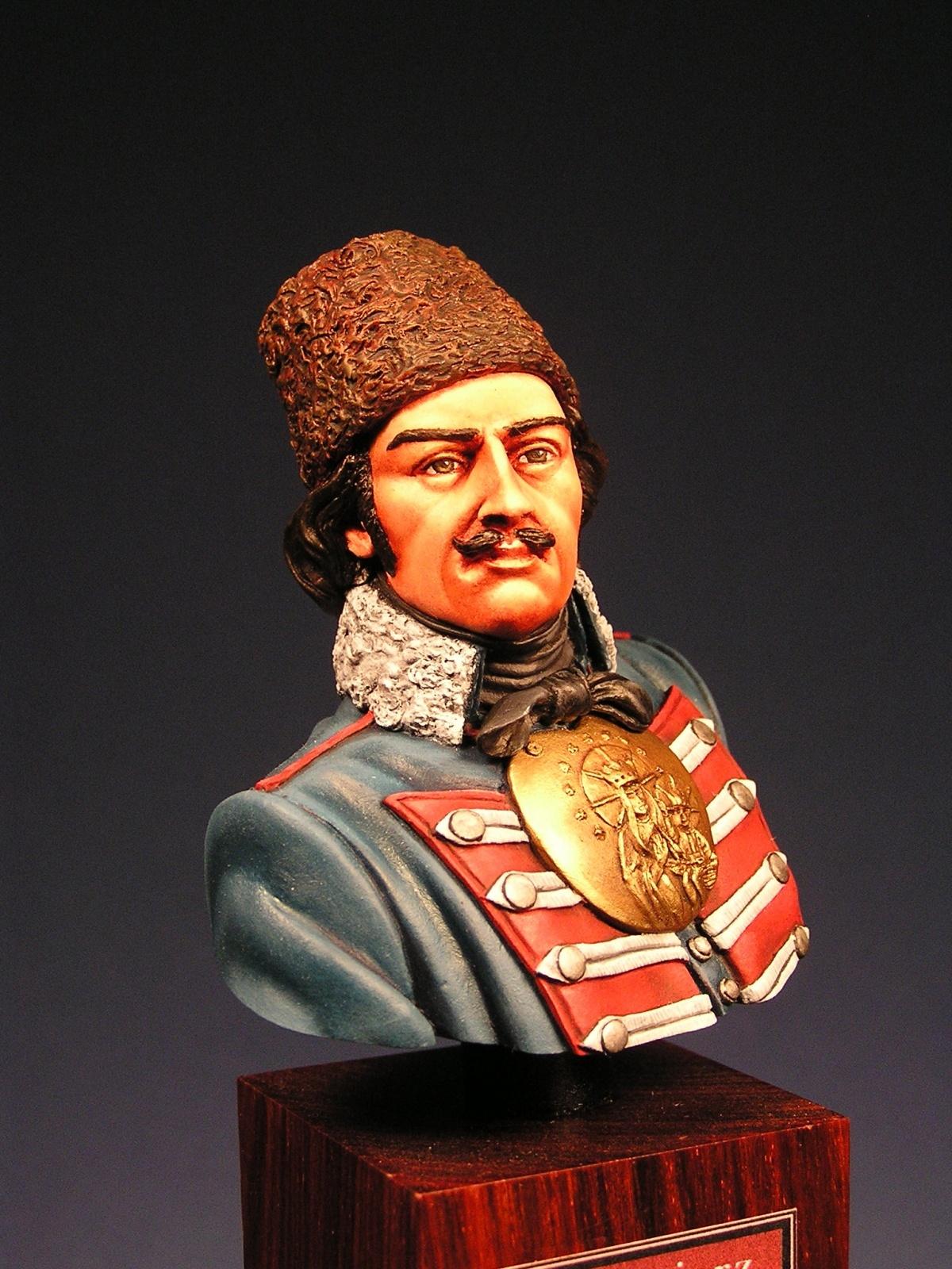 Kazimierz Pulaski By Jim Johnston 183 Putty Amp Paint