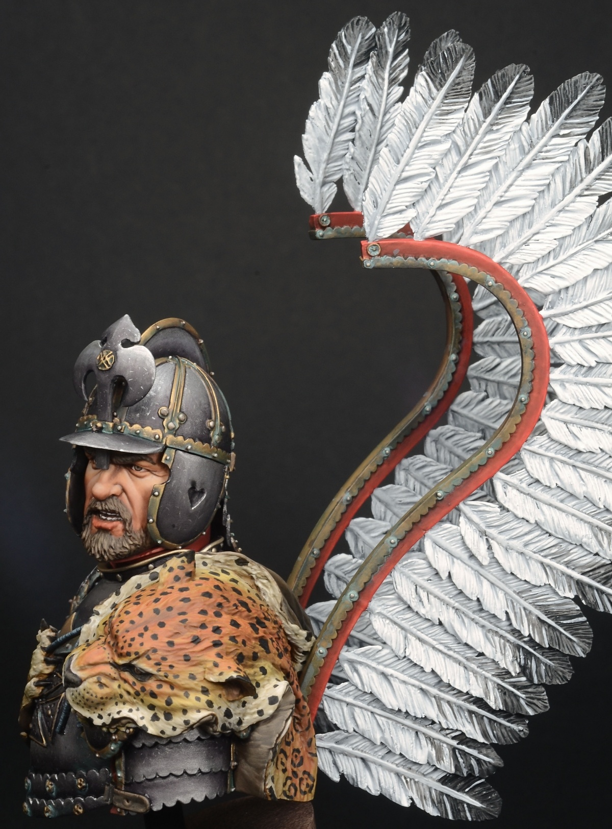 Polish Winged Hussar 17th Century youngminiatures 110