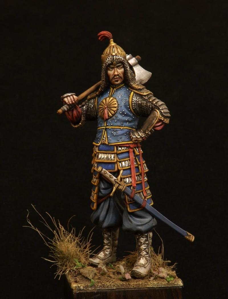 Timurid Guard by Fabio Naskino Fiorenza  PuttyPaint