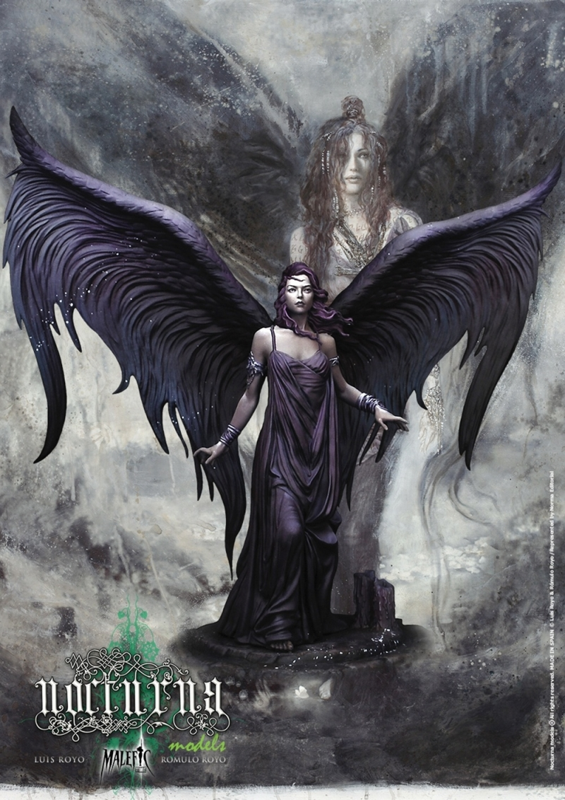 Lilith 70 mm Malefic Time serie by JesusMartin  PuttyPaint