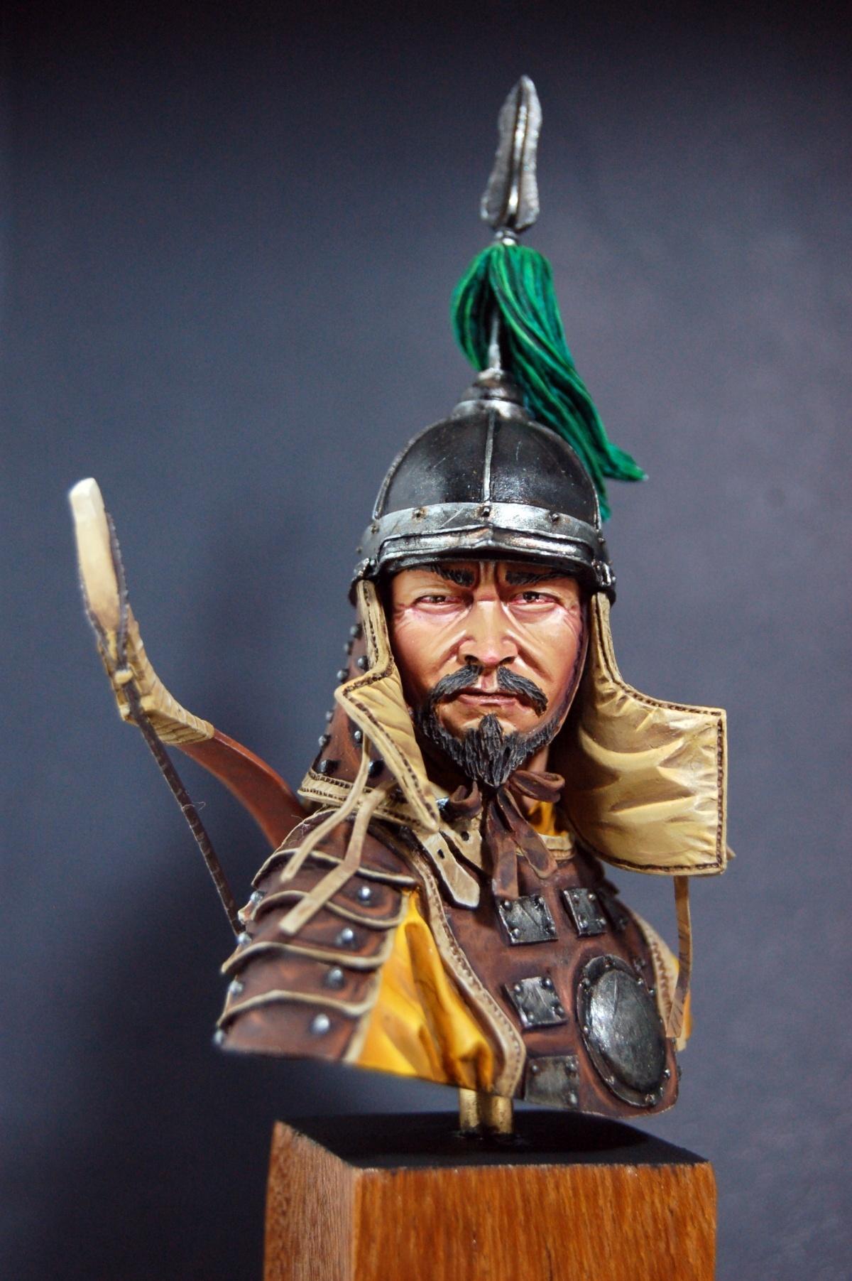 Mongol Warrior by RodrigoGuilherme  PuttyPaint