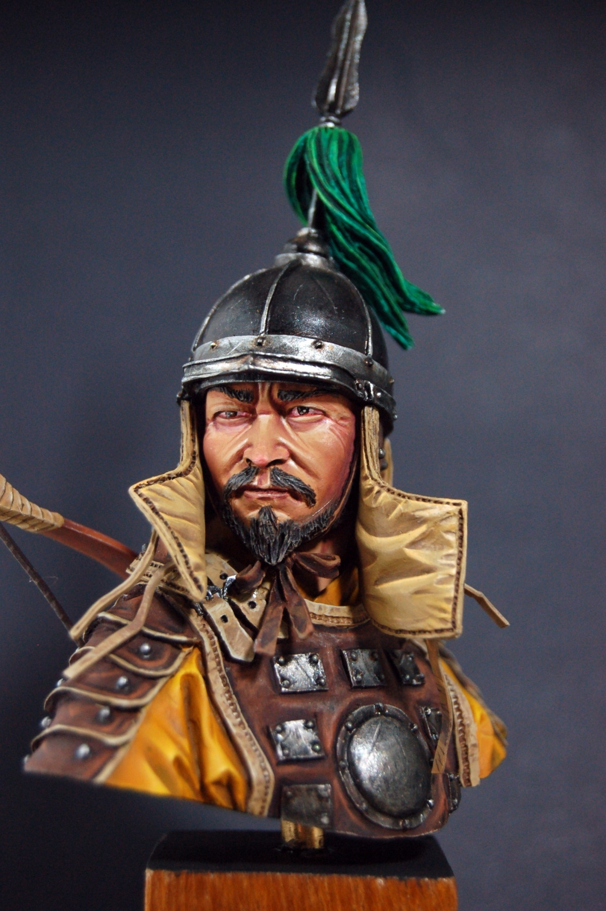 Mongol Warrior By Rodrigoguilherme 183 Putty Amp Paint