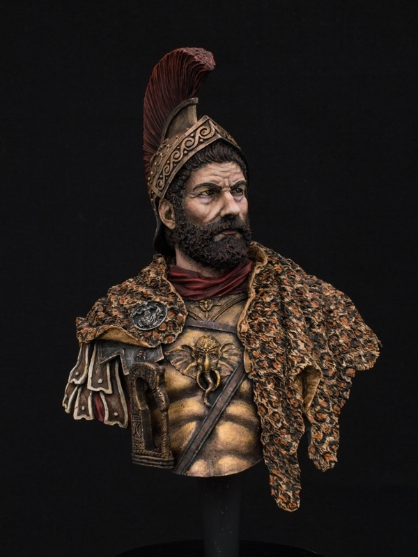 Hannibal Barca by Ragip Oy  PuttyPaint