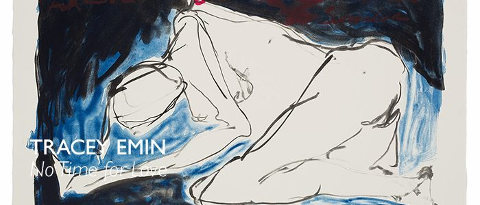 Tracey Emin No Time For love