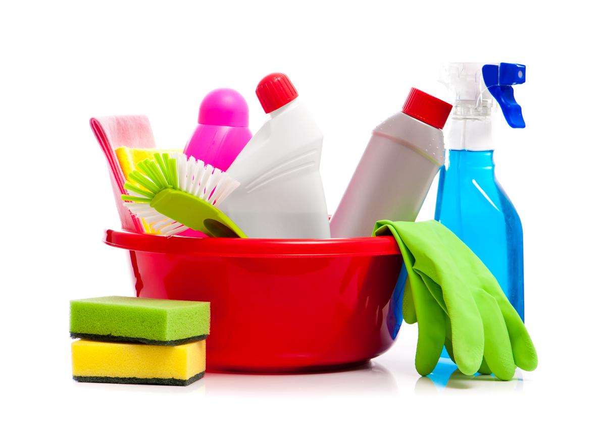 Putzen mit heiem oder kaltem Wasser  Putzennet
