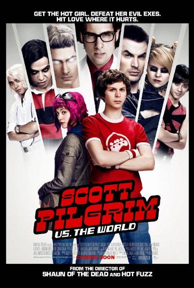 Scott Pilgrim contra o Mundo