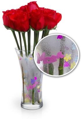 Rosas com Confetti - Kit