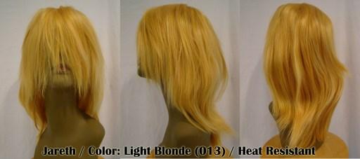 jareth 013 light blonde