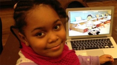 zora-ball-jovem-programadora-7-anos