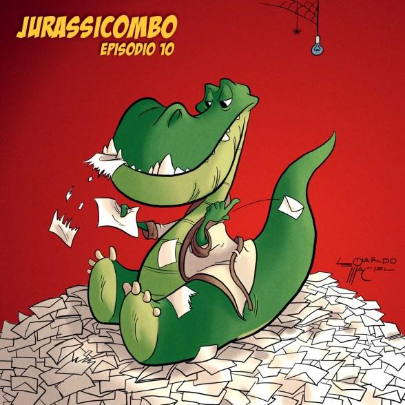 Podcast Jurassicombo