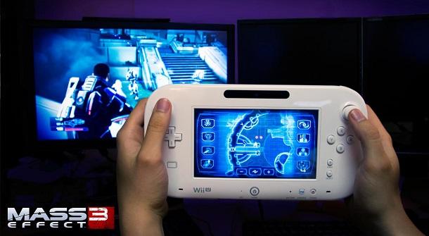 Nintendo Wii U Mass Effect 3