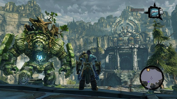 Darksiders2 Novo Crash dos Videogames