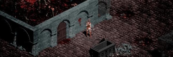 Diablo - Um pouco antes do Butcher