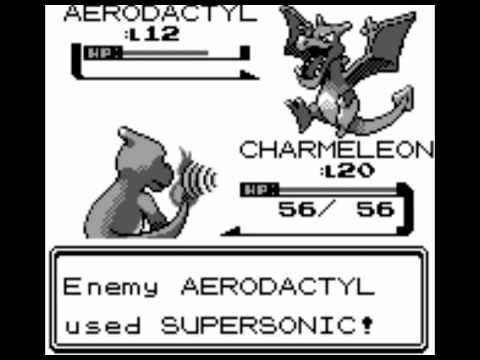 pokémon red screenshot