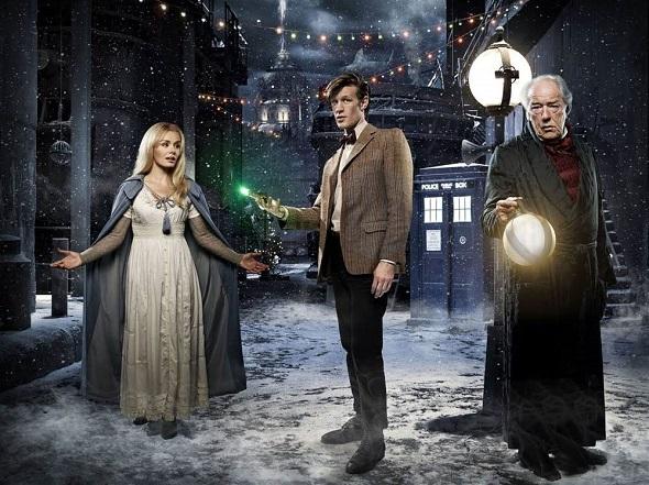 doctor who especial de natal de 2010 - conto de natal